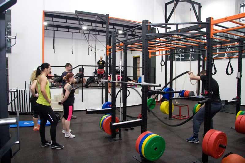 Cross-funkcionális edzés