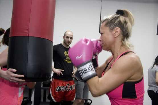 K-1 harcművészet, edzés