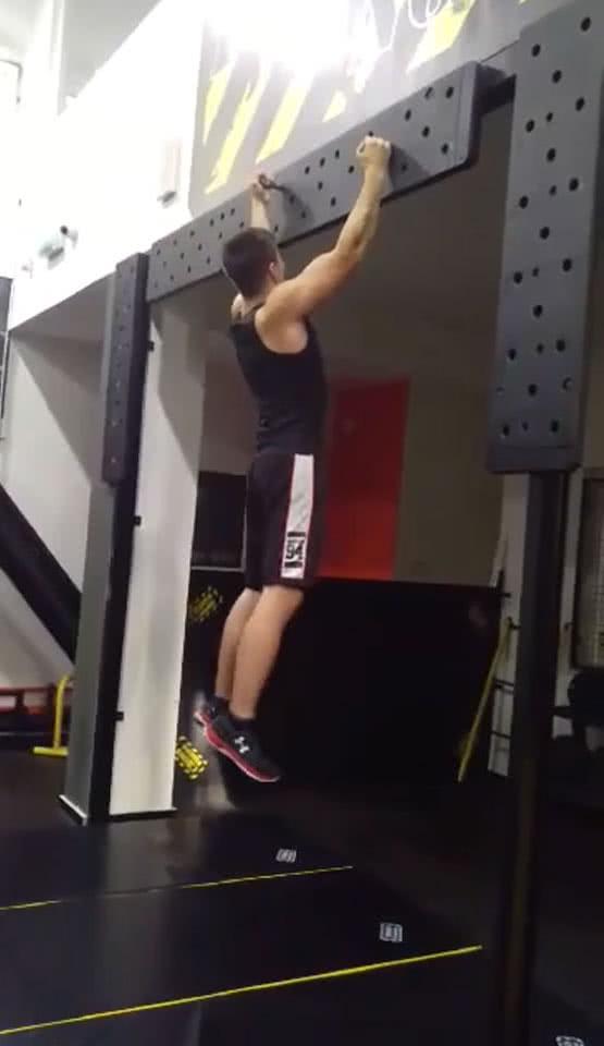 Ninja Warrior felkészítő edzés